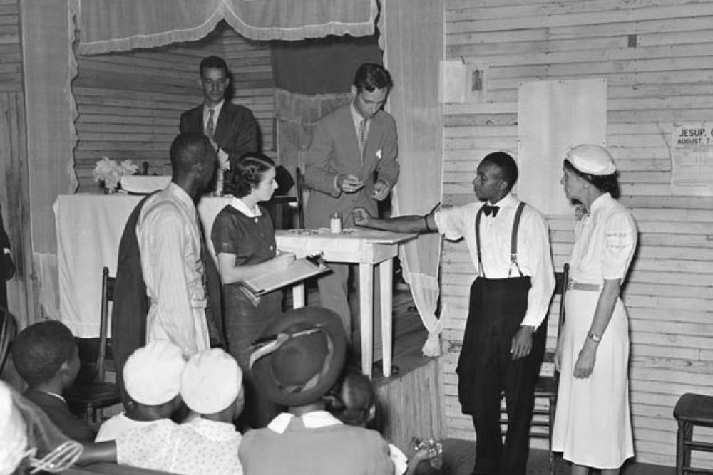 The Tuskegee Syphilis Experiment